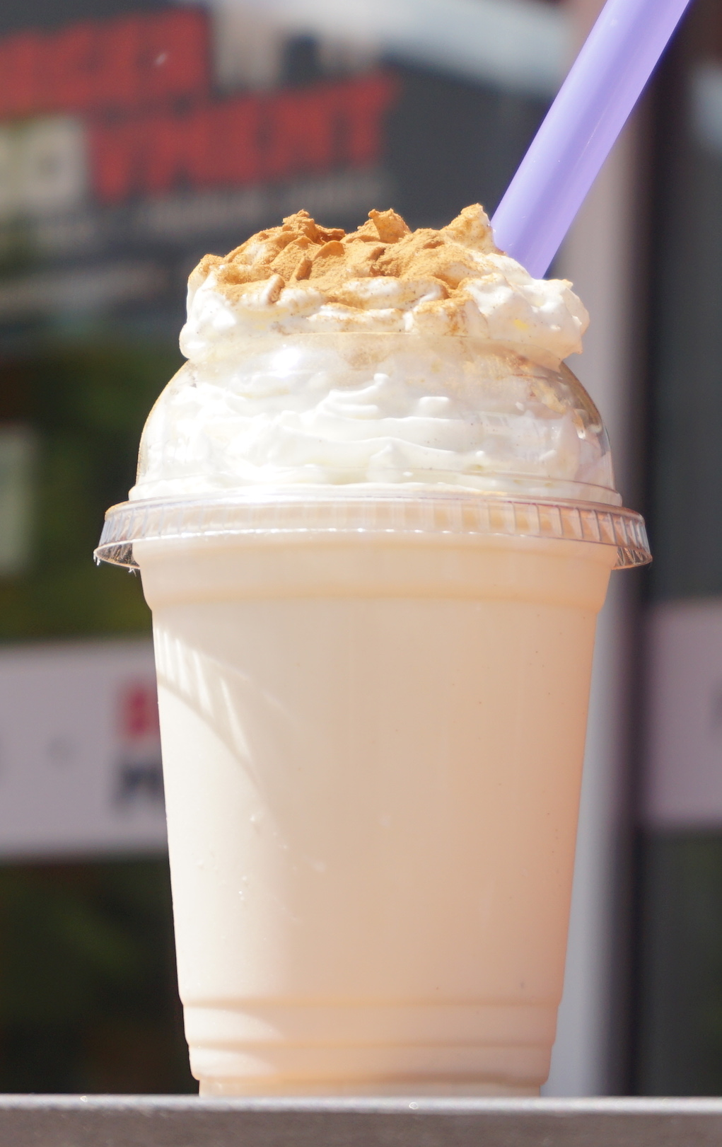 Cereal Milk Shake